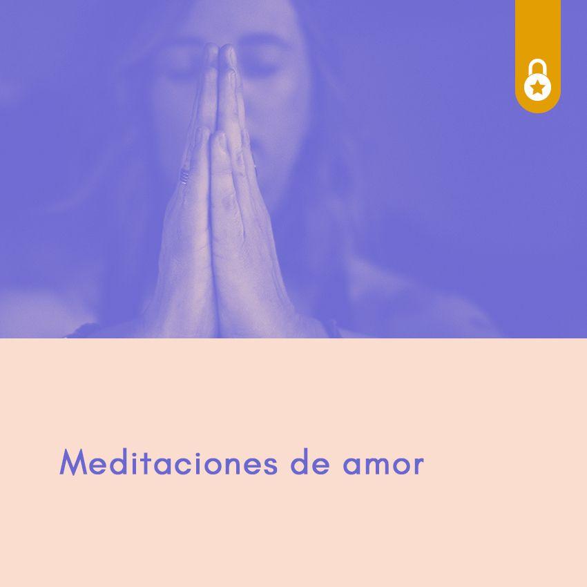 Meditaciones de amor