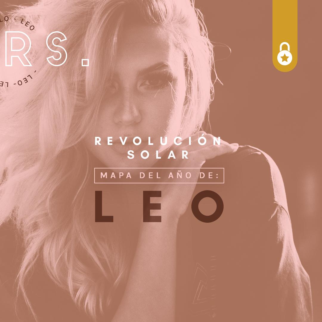 Revolución Solar Leo