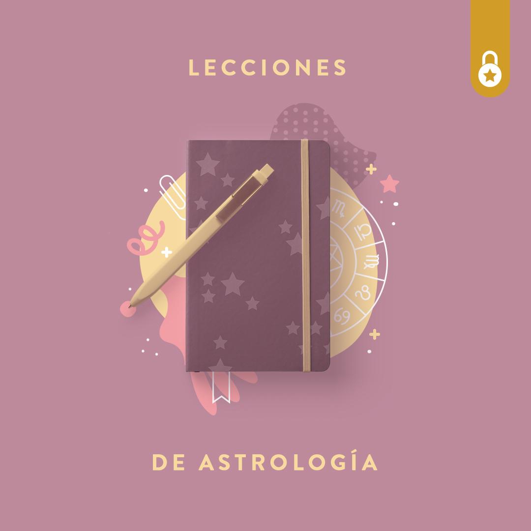 Lecciones de astrología