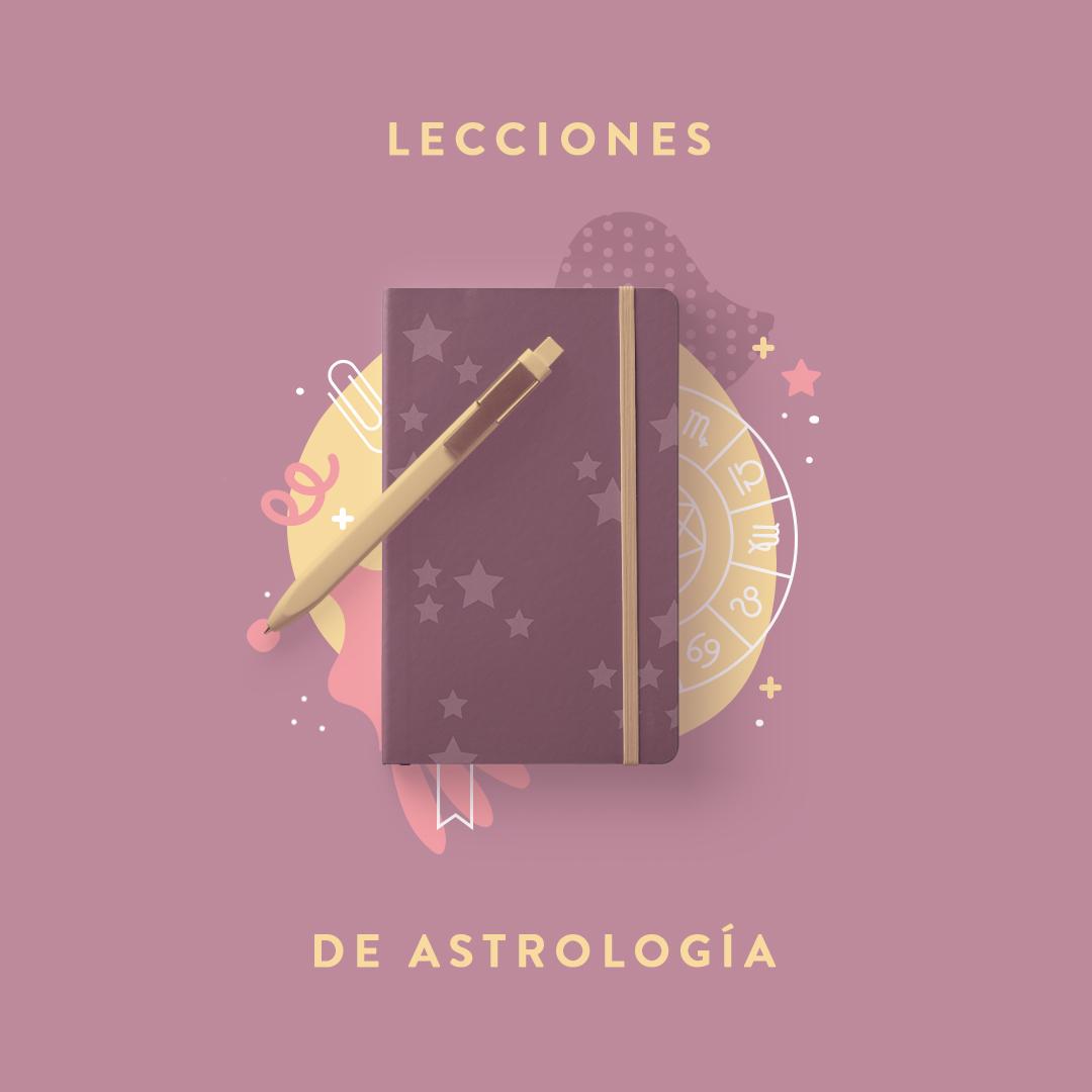 lecciones de astrologia