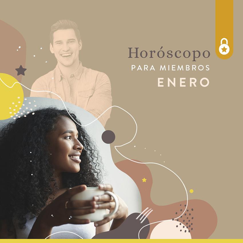 Horóscopo de enero 2021