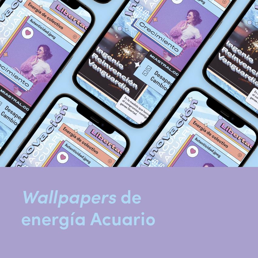 Wallpapers de la energía acuario 2021