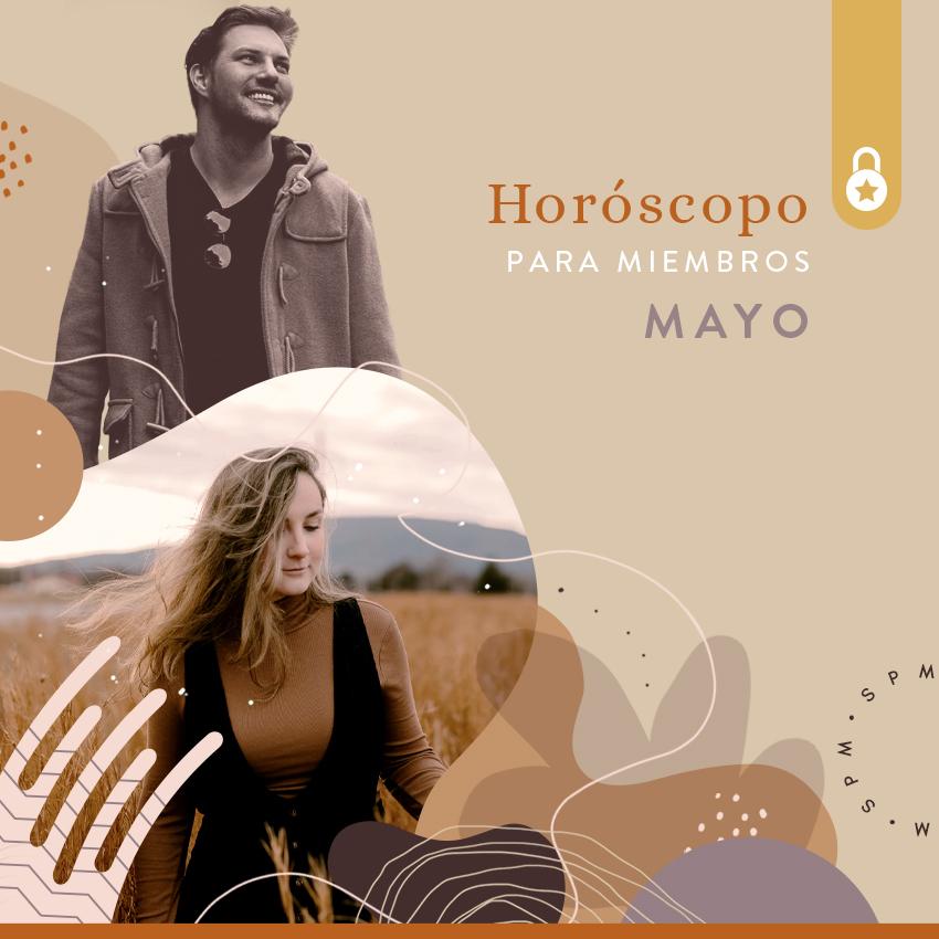 Horóscopo de mayo 2021