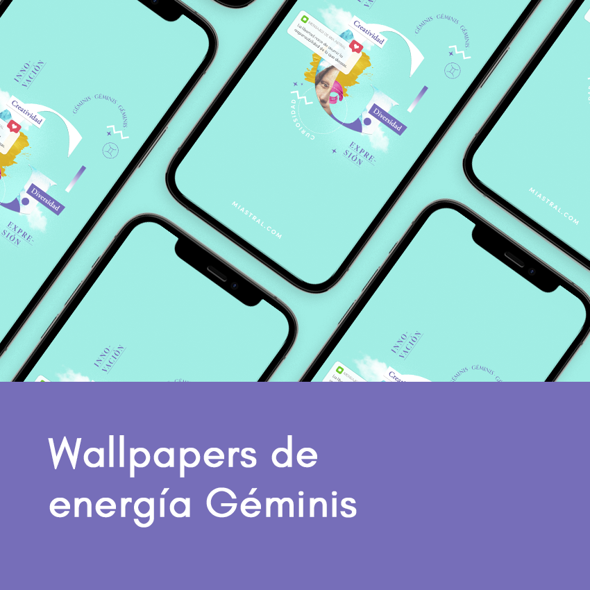 Wallpapers de la energía Géminis