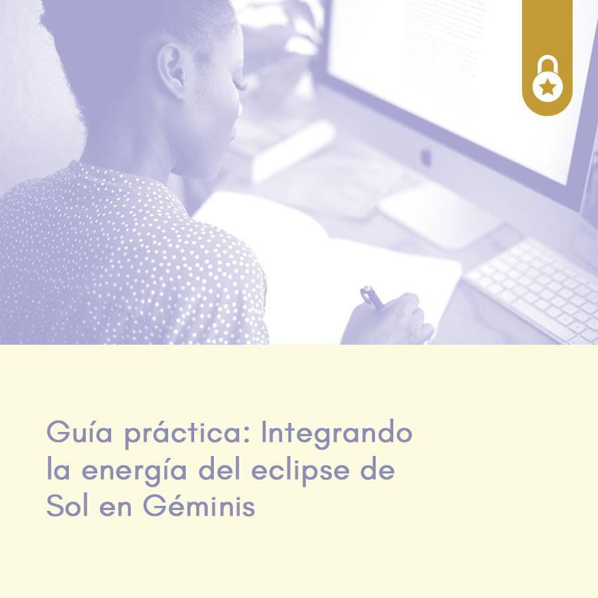eclipse de Sol en Géminis