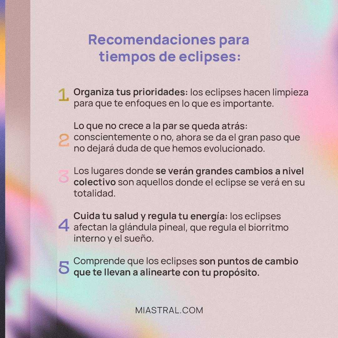Eclipse anular de Sol en Géminis Mia astral