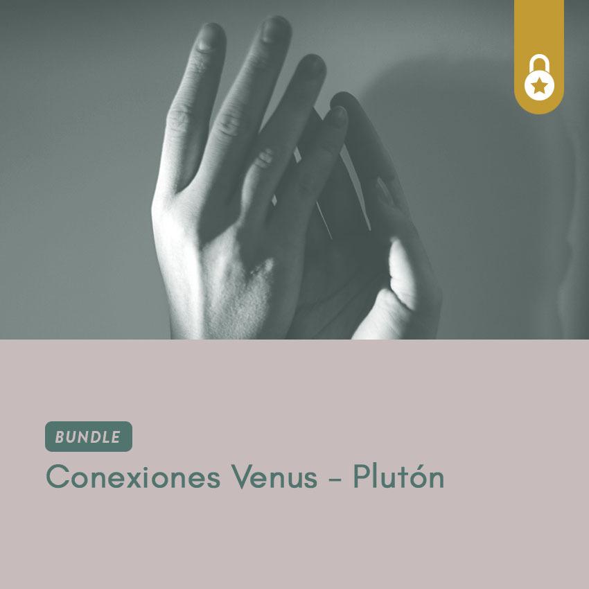 Venus - Plutón